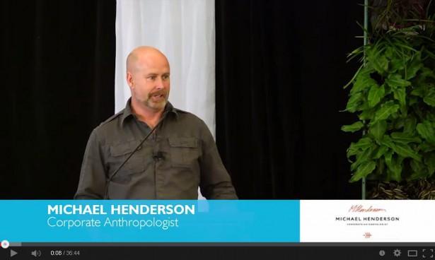 Michael Henderson presentation