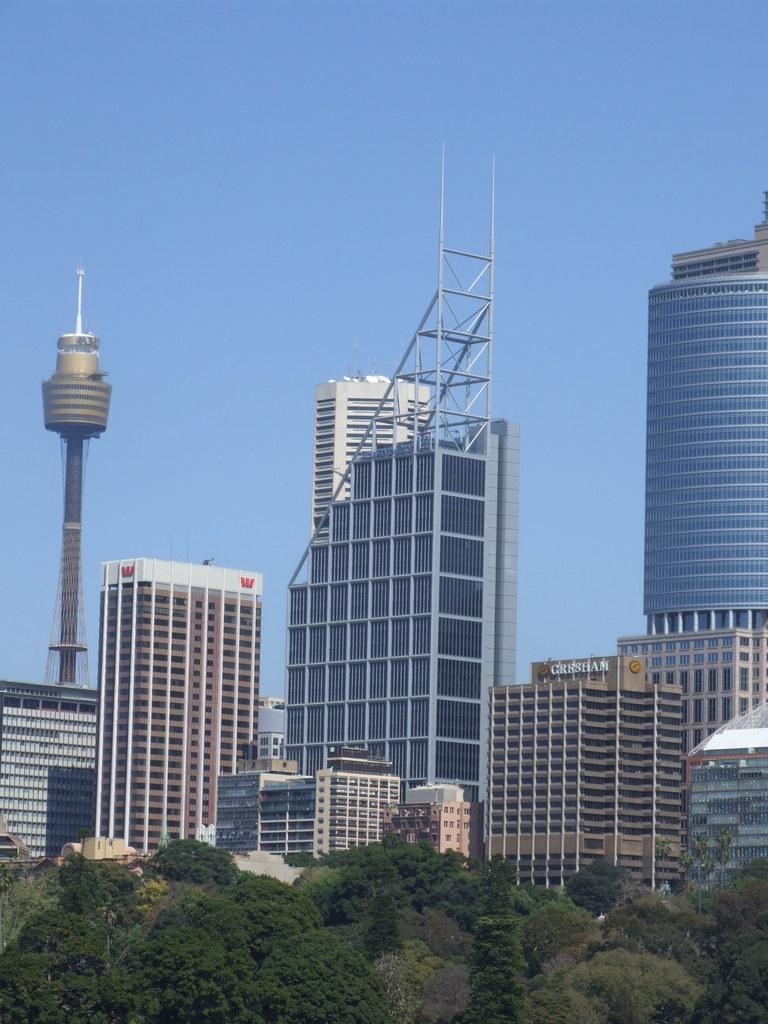 Deutsche Building Sydney