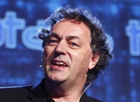 Gerd Leonhard, Futurist & Author, The Futures Agency