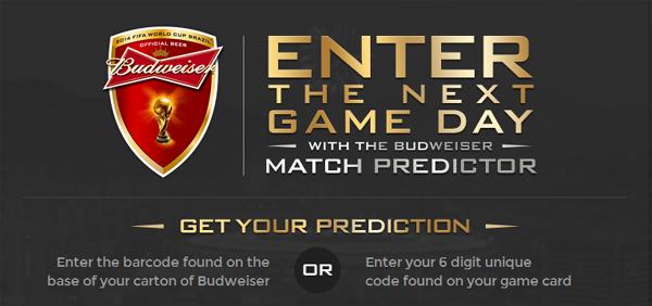 Budweiser match detector