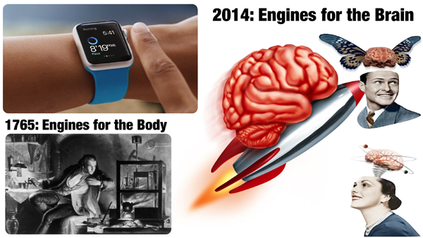 Engines for the brain