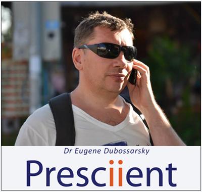 Dr Eugene Dubossarsky - Presciient