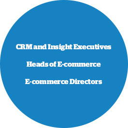 crm and insight executives, heads of ecommerce