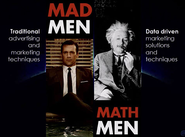 mad men math men