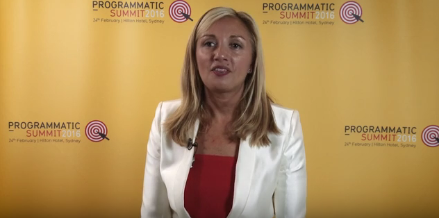 Alice Manner, CEO, IAB Australia
