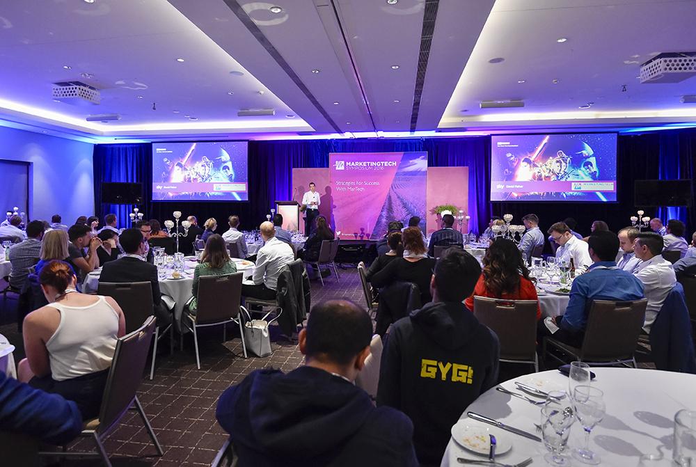 Marketing Tech Symposium opening keynote