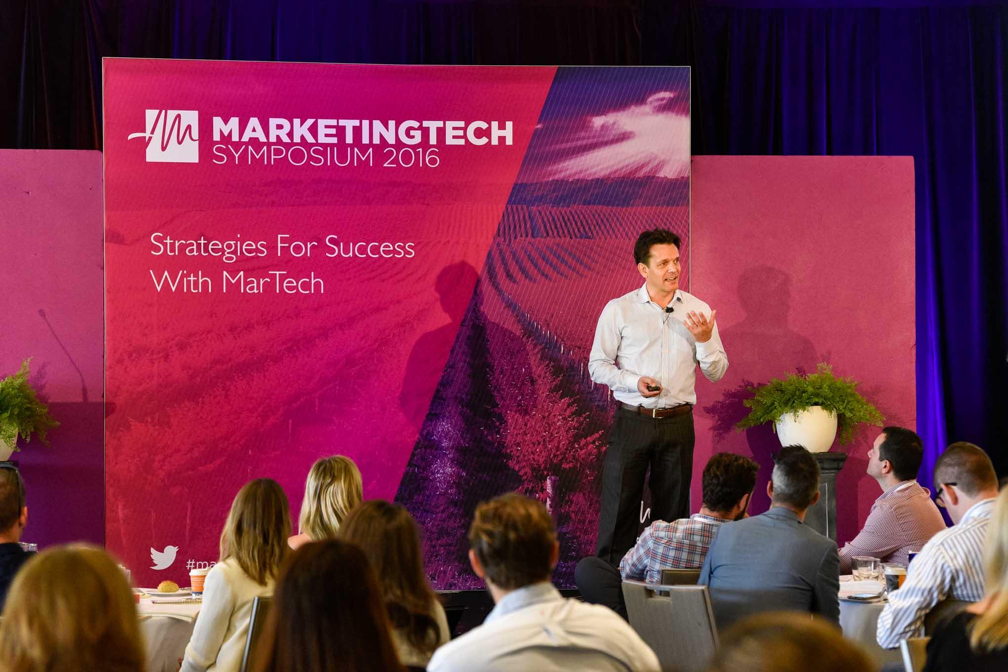 Marketing Tech Symposium Rob Brown