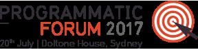 Programmatic Forum 2017