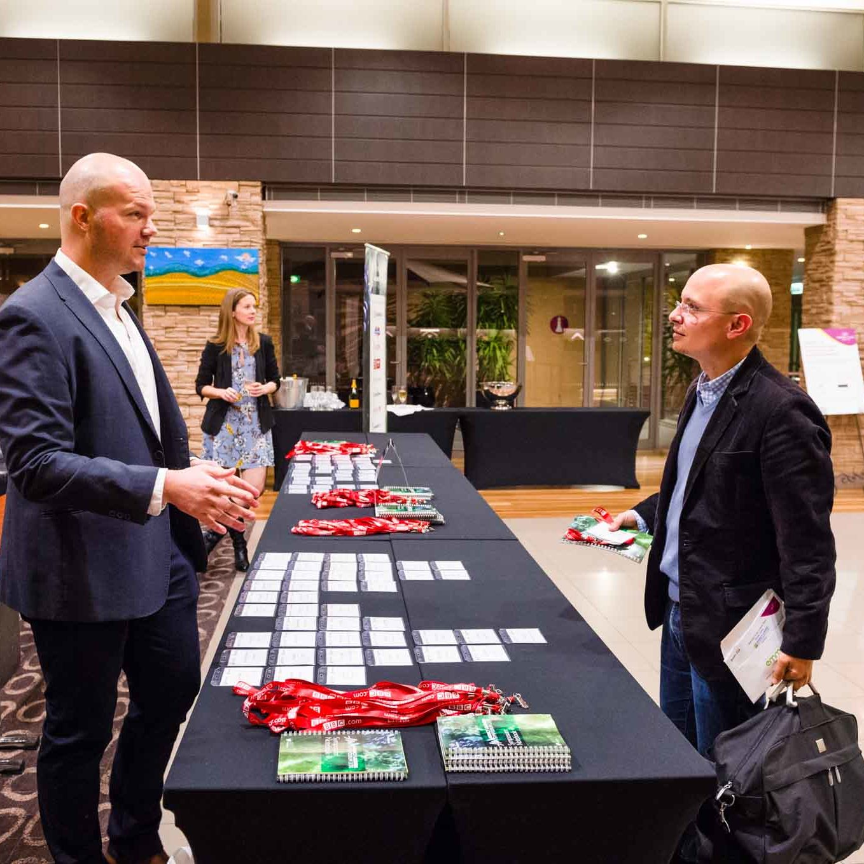 Agency Leaders Symposium
